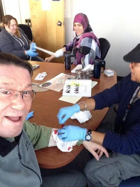 #CBCNorth first aid training Tweet from @Call_Randall | MediaMentor | Scoop.it