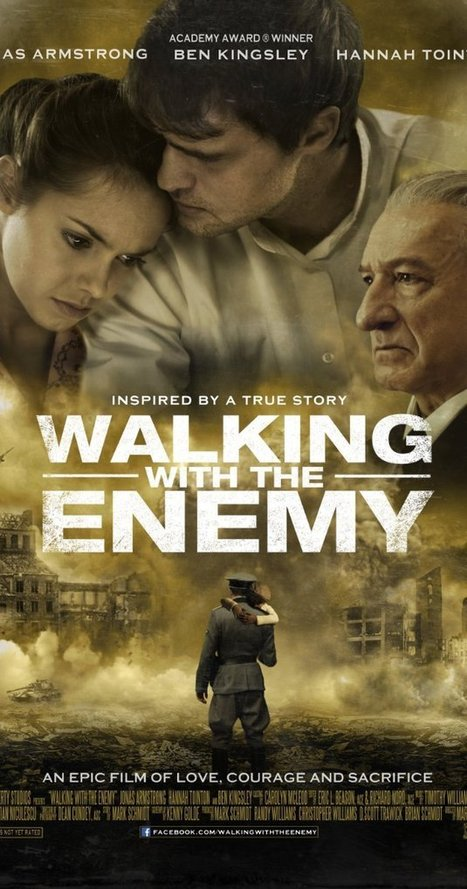 Walking with the Enemy (2013) | Wonderful latest drama which gets inspired by true story coming on theaters! | Scoop.it