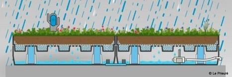 La gestion des eaux pluviales pilotée à distance | Conseil construction de maison | Scoop.it