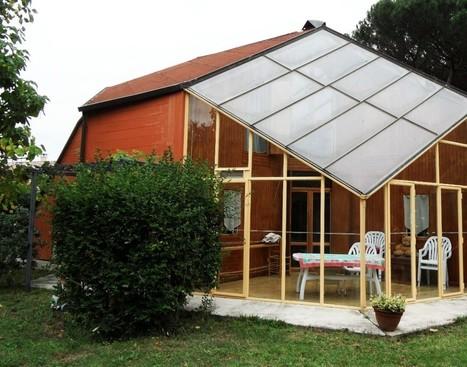 À la découverte des maisons solaires du quartier des Pradettes, à Toulouse   Architectures moderne et contemporaine parcoursdarchitecture.over-blog.com   Scoop.it