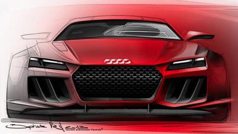 Audi's Sport Quattro Hybrid Concept Looks Like It'll Eat Your Children - Jalopnik | Sport Unlimited | Scoop.it
