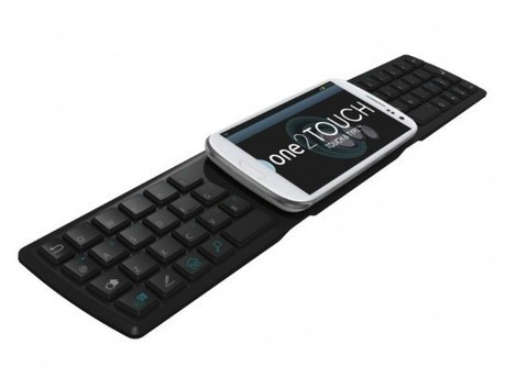 One2Touch Softpad S1 NFC keyboard for Android smartphones now in ... - Android Community | Making Music | Scoop.it