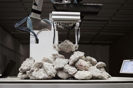 En busca del robot albañil: tres ejemplos que están gestando en Suiza | GeekNautas | Scoop.it