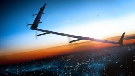 Facebook successfully tests its internet-beaming drones | Nick Lavars | GizMag.com | 911 | Scoop.it
