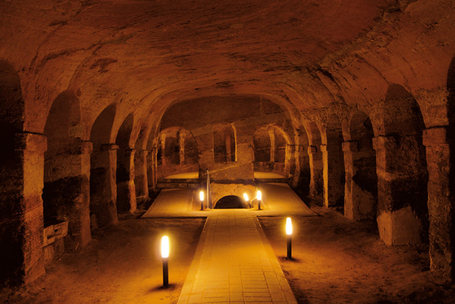 The hidden Jewels of Le Marche: The caves of Camerano | Le Marche another Italy | Scoop.it