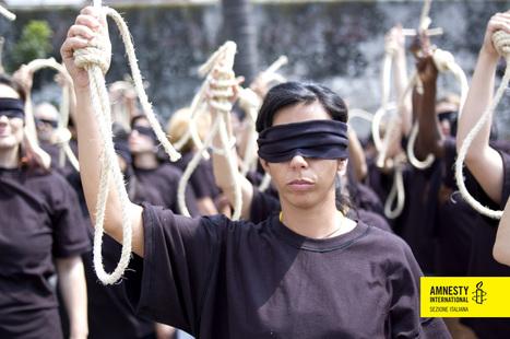 La pena di morte nel 2014. Un'infografica interattiva | #chicercate | Scoop.it