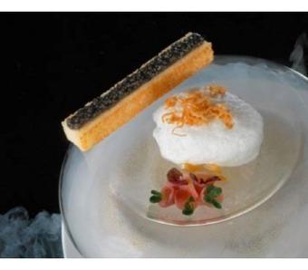 Publi-reportage pour Président : Recette Semi-pris coquillages, longuet de caviar | Photographe culinaire - Hotellerie - Restauration | Scoop.it