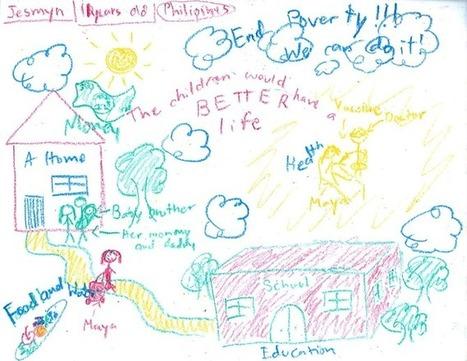#KidsEndPoverty: ¿Qué puedes hacer para ayudar?   La Mejor Educación Pública   Scoop.it