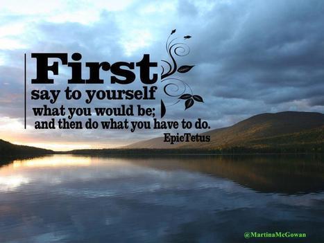 First Decide… | Martina McGowan | Entretiens Professionnels | Scoop.it