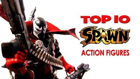 Top 10 Spawn Action Figures McFarlane Toys - YouTube | Geek & Toys | Scoop.it