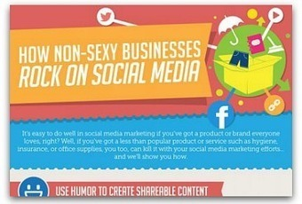 How 'non-sexy' businesses succeed on social media | Manage information systems | Scoop.it
