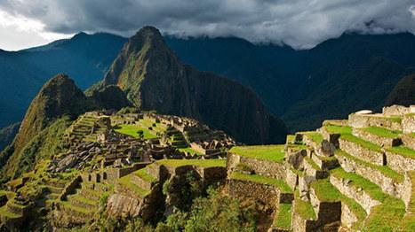Ancient Civilizations -- National Geographic | Ancient Art & Architecture | Scoop.it