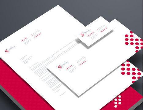 10 Ressources gratuites pour vos projets d'identité graphique et cartes de visite | Design Spartan : Art digital, digital painting, webdesign, ressources, tutoriels, inspiration | Au fil du Web | Scoop.it
