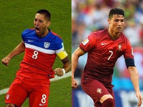 [VIDEO] USA Vs. Portugal World Cup Live Stream — Watch 2014 ... | Soccer world cup | Scoop.it