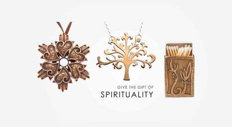 Judaica Jewelry: The Most Eye-Catching Fashion Jewelry | custom jewelry | Scoop.it