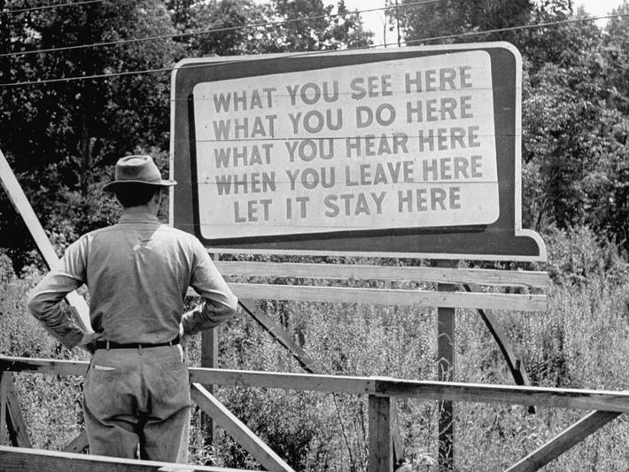 Manhattan Project - a picture from the past | The Guardian | Kiosque du monde : Amériques | Scoop.it