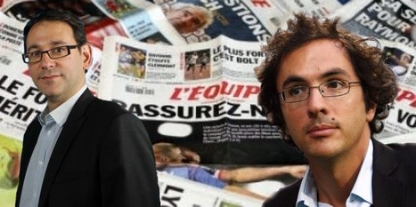 L'Equipe affiche ses ambitions TV | DocPresseESJ | Scoop.it