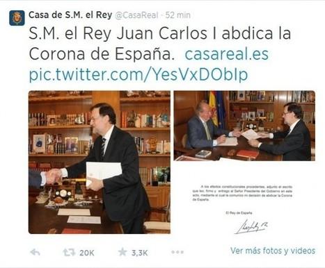 El Rey de Twitter — Cambio16 Diario Digital, periodismo de autor | Nuevas tecnologías y redes sociales | Scoop.it