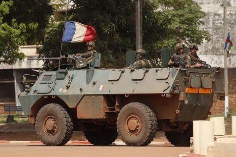 Centrafrique : pourquoi la France intervient   Centrafrique   Scoop.it