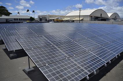 US Navy Invests $30 Million In Hawaii's Renewable Energy - Triple Pundit | Custom Military Rings | Scoop.it