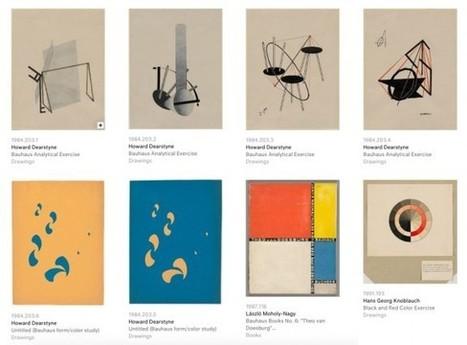 [ARTICLE CLIC] Les Arts Décoratifs consacrent une grande exposition à l'esprit du Bauhaus. Découvrez l'exposition numérique consacrée à cette école lancée par les Harvard Art Museums. | Clic France | Scoop.it