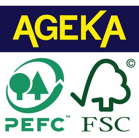 Habitat Naturel | Ageka les matériaux pour la construction bois. | Scoop.it