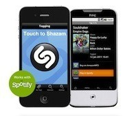 Shazam and Spotify team up on iOS and Android apps | AndroidApp | Scoop.it