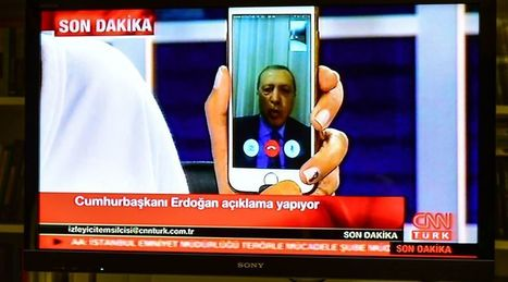 Turkey Coup: How Facetime and social media helped Erdogan foil the plot | Working Stuff | Scoop.it