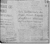 1951 Pont-Saint Esprit - Le blog de SJDP - Retour à l'accueil   Mystère de PONT SAINT ESPRIT   Scoop.it