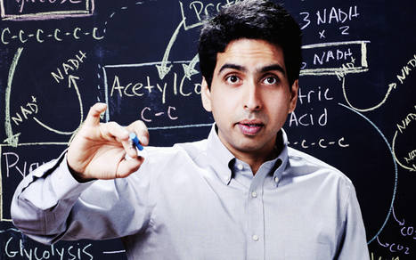 Khan Academy: The man who wants to teach the world - Telegraph | Higher Education and more... | Scoop.it