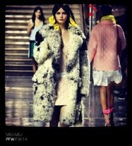 Miu Miu Fall Winter 2014.15 Collection | TAFT: Trends And Fashion Timeline | Scoop.it