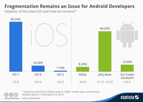 Fragmentation Remains an Issue for Android Developers - SiteProNews | Digital-News on Scoop.it today | Scoop.it