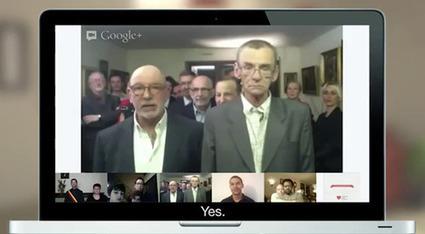 Google Hangouts promove casamento do mesmo sexo onde ele não é permitido | Tous Unis pour l'Egalité | Scoop.it