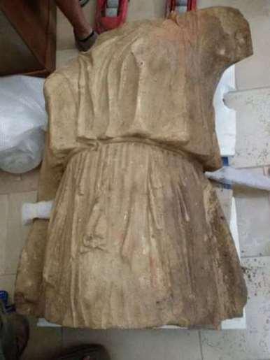 Hallada en Salento (sur de Italia) la estatua de Minerva cantada en la Eneida | Mundo Clásico | Scoop.it