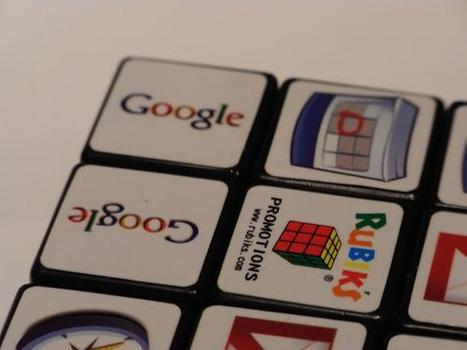 Google Rubik's Cube: An Allegory to the Google Puzzle? | An Eye on New Media | Scoop.it