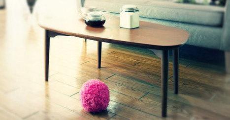 Le robot Mocoro fait la poussière chez vous | Actualités robots et humanoïdes | Scoop.it