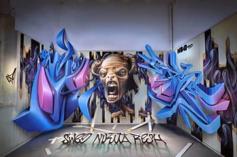 Sweo5.7, Nikita 5.7 + Resh one | Paris Tonkar magazine | Scoop.it