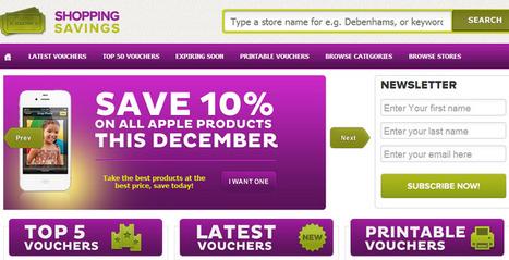 Shopping Savings UK | Magento eCommerce CMS Design and Development | Scoop.it