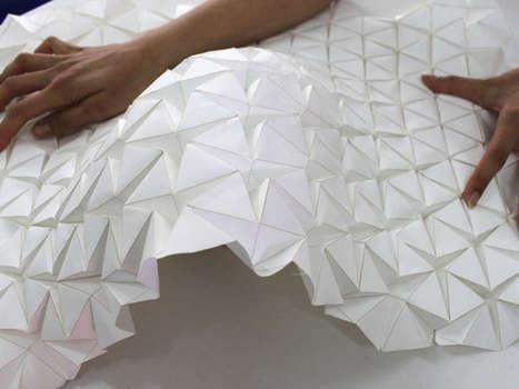 Will This New Composite Material Revolutionize Responsive Architecture? | parametric design | Scoop.it