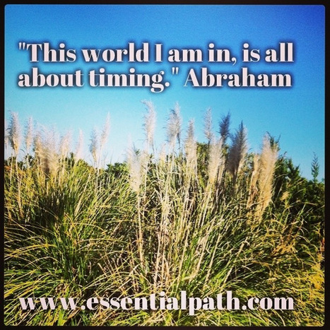 This world is about timing | A Heart Centered Life | Scoop.it