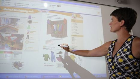 En Flandre, deux élèves sur trois font leurs devoirs sur ordinateur - RTBF | Réussir la transition numérique | Scoop.it