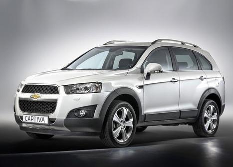 Chevrolet Captiva Facelift Resmi Diluncurkan Berapa Harganya........? | Tips Info Otomotif | Technogrezz | Scoop.it