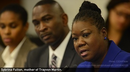 Parents of Trayvon Martin, Jordan Davis Share Their Loss at the United Nations | 21st Century Racism | Scoop.it