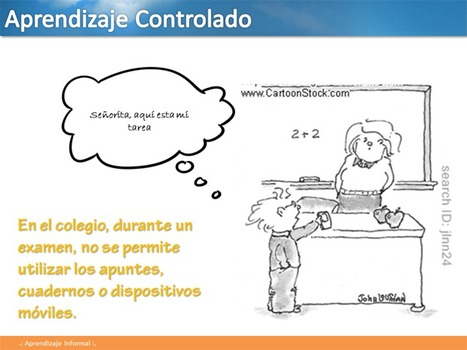 Aprendizaje Informal - formal - invisible | E-Aula | NTICs en Educación | Scoop.it