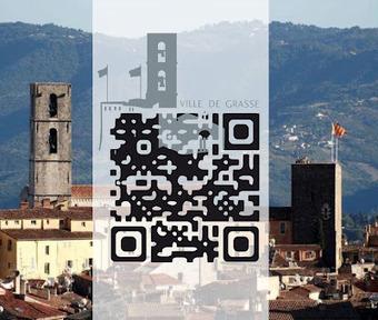 QR Code Design pour la Ville de Grasse | QRdressCode | Scoop.it