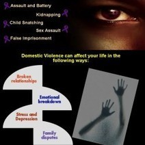 Don't allow domestic violence charge to hamper Your Relationships | Visual.ly | Legal Issues - Challenging Societies | Scoop.it