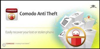 Comodo Anti theft (CAT) - a l'abris du vol sur Android | Astuces | Scoop.it