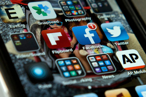 Advertising on Social Media Bumps Up Against Free Speech | Marketing Communications | Scoop.it