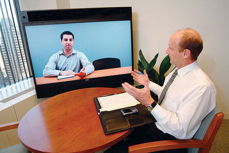 Your Body Language On A Videoconference | Webinar, WebConference, WebMeeting, WebTraining, Telesummit, Riunioni online, TeleSeminar and... | Scoop.it