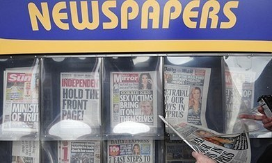 Newspaper industry push for a rival royal charter may halt press ...   Media Studies   Scoop.it